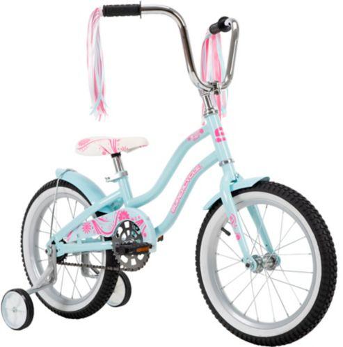 Vélo Supercycle Misfit, enfants, bleu clair, 16 po Image de l'article