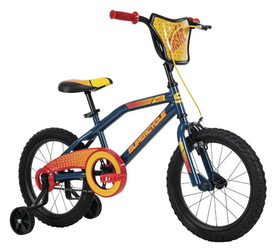 Supercycle Misfit Blue Child Bike, 16-in Product image