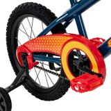 Supercycle Misfit Blue Child Bike, 16-in