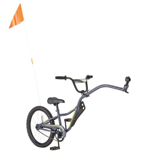Supercycle Ride-A-Long Bike Trailer, 20-in Product image