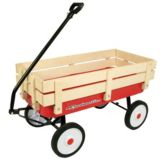 Roadmaster Wooden Rail Wagon | Roadmasternull