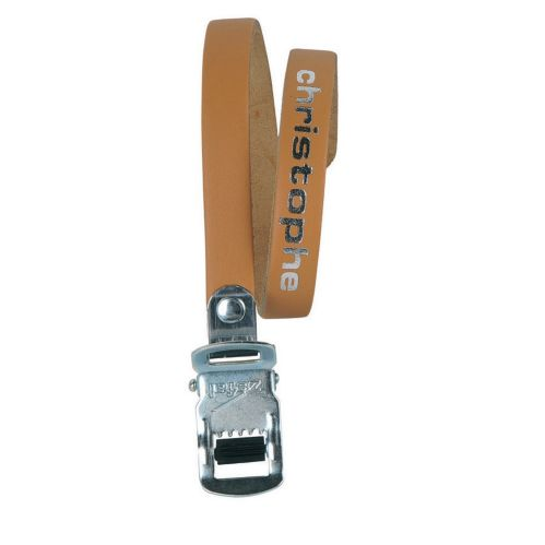Zéfal Christophe 516 Leather Toe Clip Strap Product image