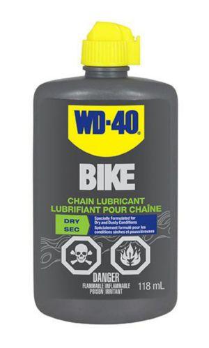 Lubrifiant sec pour vélo WD-40 Image de l'article