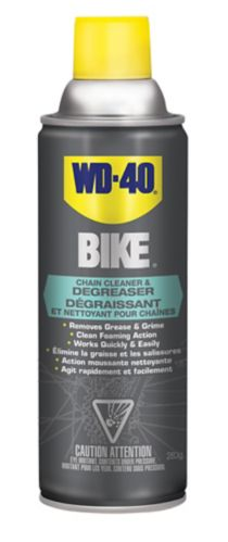 WD-40 Bike Chain Cleaner & Degreaser Product image