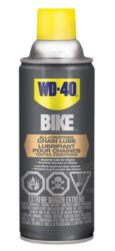 WD-40 Bike All Condition Bicycle Lubrication