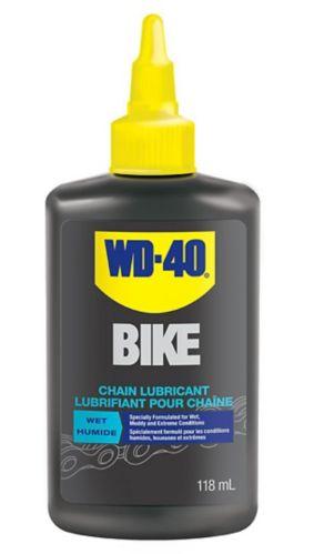 Lubrifiant à chaîne de vélo WD-40 Image de l'article