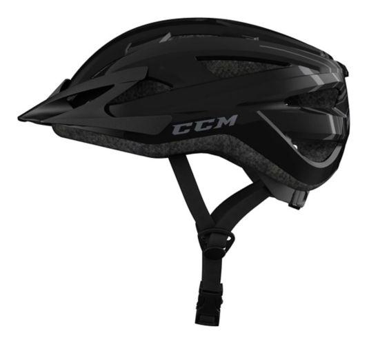 Casque de vélo CCM Ascent, adultes, noir Image de l'article