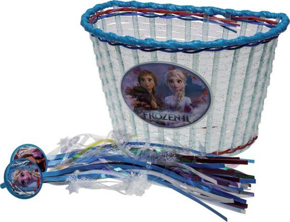Disney Frozen 2 Kids' Bike Basket Product image