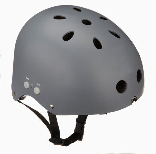 Caméra de casque multisport VideoHead X1 Skulls, noir, jeune Image de l'article