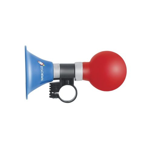 Supercycle Kid's Horn, Blue/Red Product image