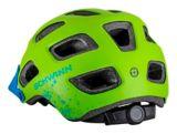Casque de vélo Schwinn Excursion pour jeunes, vert | Schwinnnull