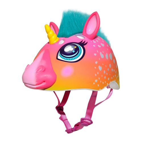 Super Rainbow Unicorn Children's Bike Helmet Product image