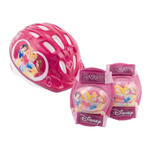Disney Princess Microshell Children's Helmet with Protective Product image