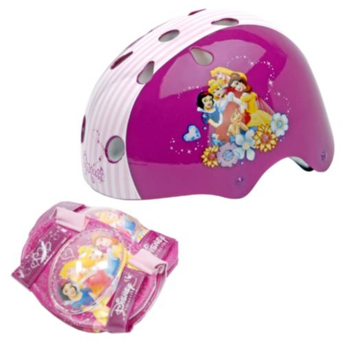 Disney Princess Hardshell Children's Helmet with Protective Pads Product image
