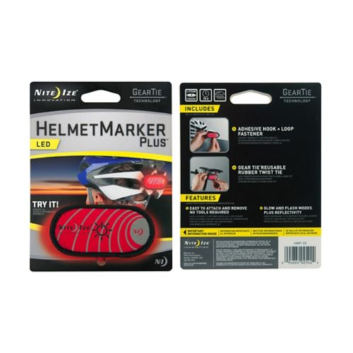Nite Ize Helmet Marker Plus Light Product image