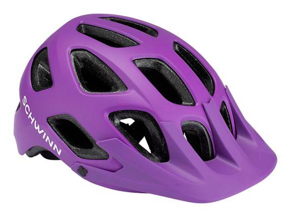 Casque de vélo Schwinn Excursion, enfants, violet Image de l'article