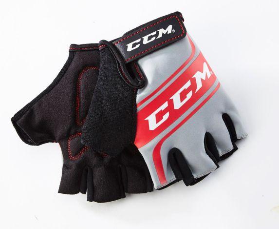 CCM Fingerless Sport Gloves, S/M
