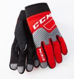 CCM Full Finger Gloves, S/M | CCM Cycling Productsnull