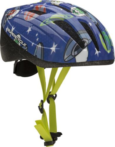 Supercycle Crosstrails Bike Helmet, Toddler, Outer Space Product image