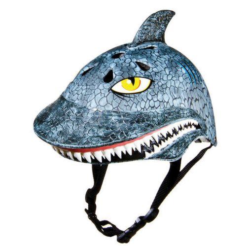 Raskullz Shark Attax Bike Helmet, CHild Product image