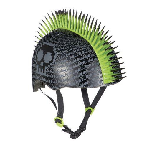 Raskullz Bone Block Kids' Bike Helmet, Black, 5+ Product image