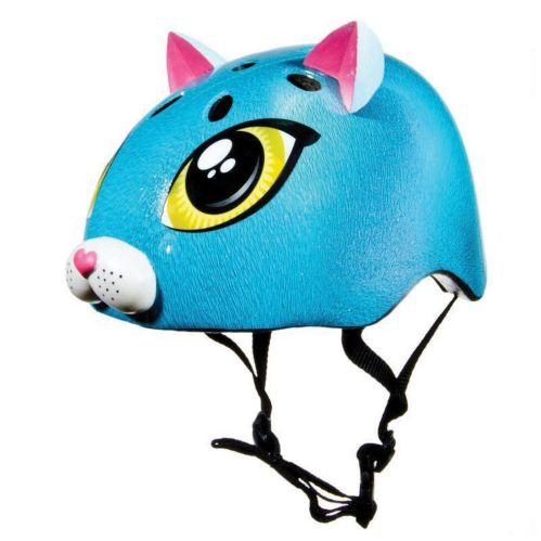 Raskullz Cutie Cat Bike Helmet, Child