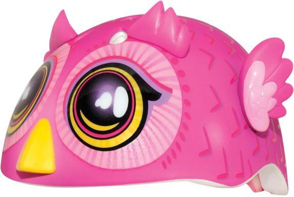 Raskullz Big Eyes Owl Bike Helmet, Child