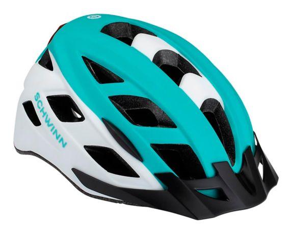 Schwinn Flash Bike Helmet, Adult, Teal