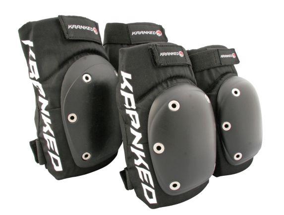 Protection Kranked Shindig BMX
