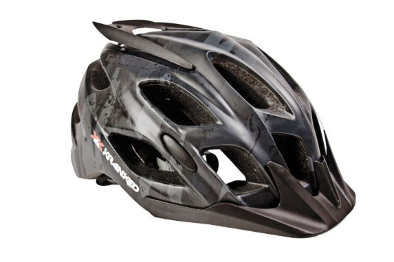 Kranked Freeflow Freeride Bike Helmet