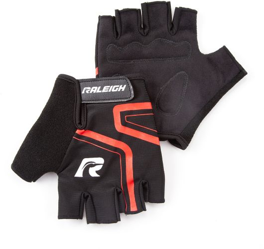 Raleigh Fingerless Cycling Gloves Product image