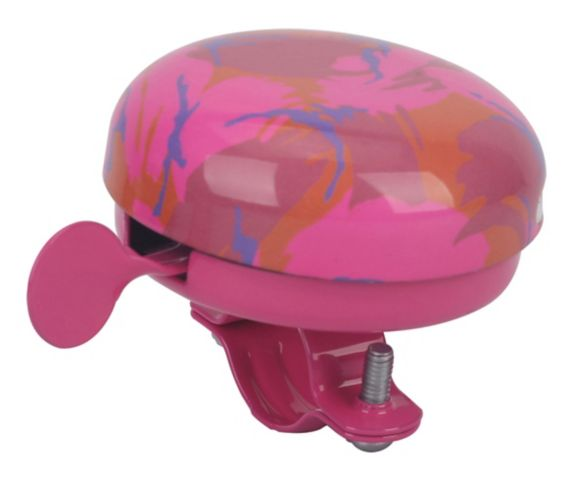 Raleigh Cruiser Bike Bell, Pink Product image
