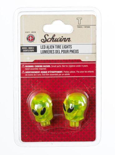 Lumières pour roues Schwinn, extraterrestre Image de l'article