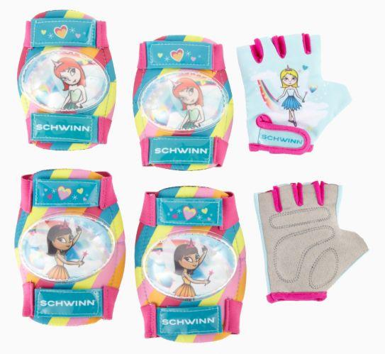 Schwinn Friends Girls Child Protective Pad Set Product image