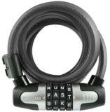 WordLock 4-Dial Combo Bike Lock, 12-mm x 6-ft | WordLocknull