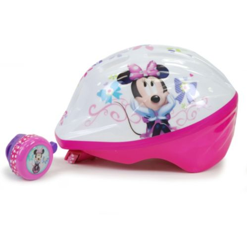 Disney Minnie Mouse Hardshell Toddler Bike Helmet with Bell Product image