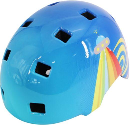 Raleigh Scout Multi-Sport Bike Helmet, Toddler, Rocket Product image