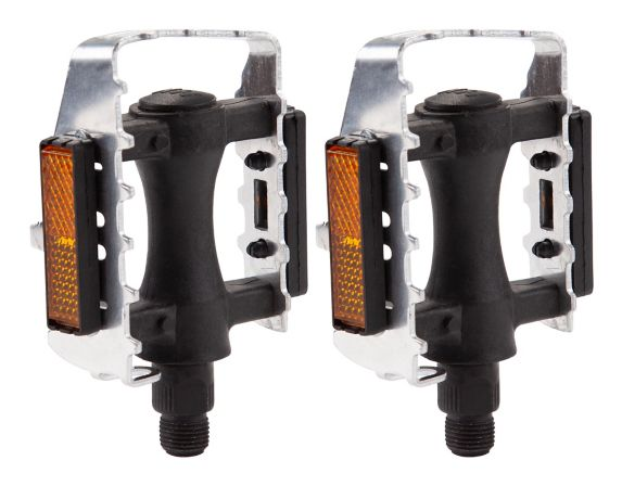 Raleigh Alloy Cage Bike Pedals Product image