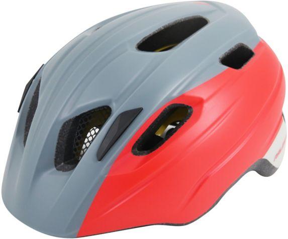 Raleigh Venture MIPS Bike Helmet, Youth, Grey/Orange Product image