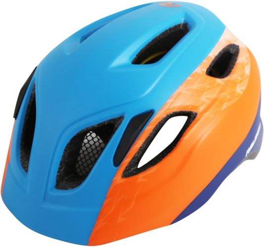 Raleigh Venture MIPS Bike Helmet, Child, Blue/Orange Product image
