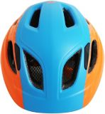 Raleigh Venture MIPS Bike Helmet, Child, Blue/Orange | RALEIGHnull