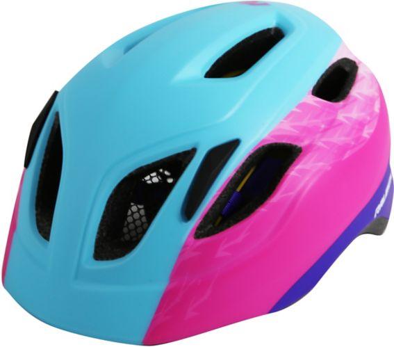 Raleigh Venture MIPS Bike Helmet, Child, Blue/Pink Product image