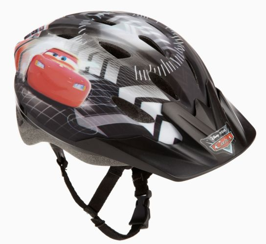 Disney Cars Microshell Children's Bike Helmet