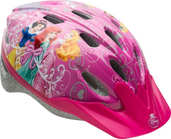 Disney Princess Child Bike Helmet
