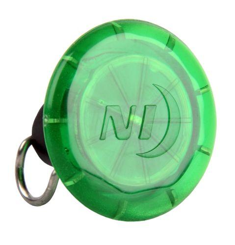 See'em Mini Spoke Bike Lights, Green Product image