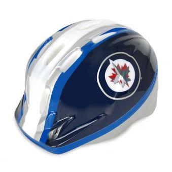 Winnipeg Jets Children S Bike Helmet Canadian Tire