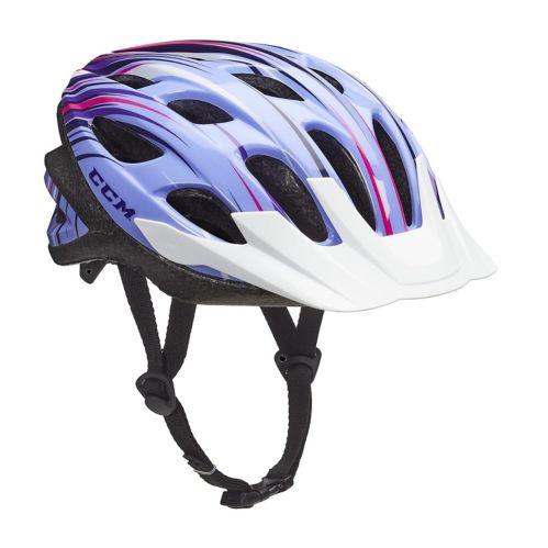 CCM Nexus Bike Helmet, Youth, Purple Product image