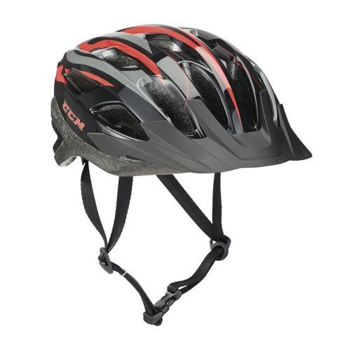 CCM Nexus Bike Helmet Adult, Black/Red Product image