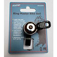 CCM Low Profile Ringmaster Bike Bell