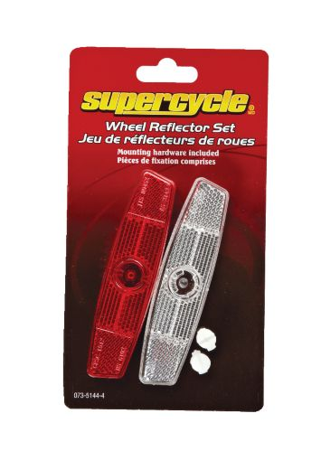 Supercycle Bike Wheel Reflectors Product image